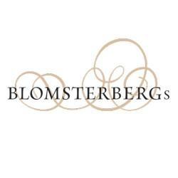 Blomsterberg med logo tryk