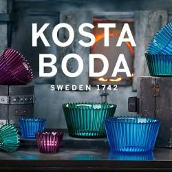 Kosta Boda med logo tryk