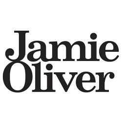 Jamie Oliver med logo tryk