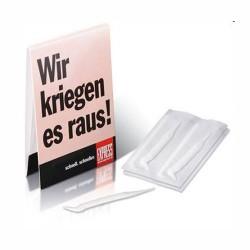 Tandstikker med reklame logo tryk