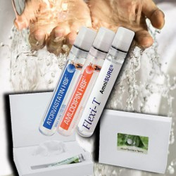 Desinfektionsspray med eget logo tryk