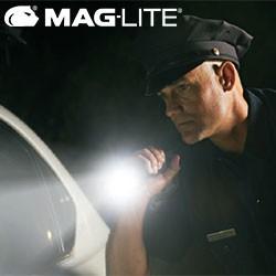 Maglite lygter med tryk