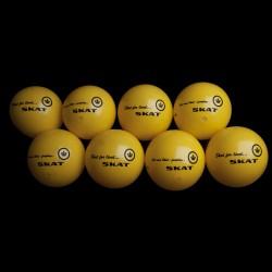 Plastikbolde med logo tryk