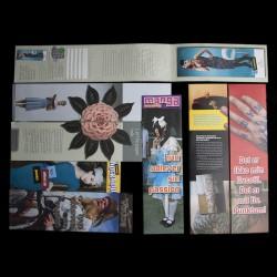 Løsblade & flyers med logo tryk