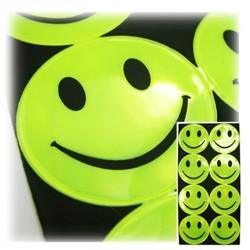 Refleks stickers med logo tryk