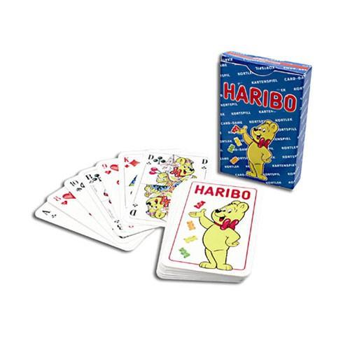 Spillekort med reklame logo tryk