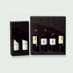 Vin emballage i karton