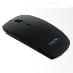 Computer mus med reklame logo tryk