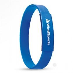 Silikone armbånd med reklame logo tryk