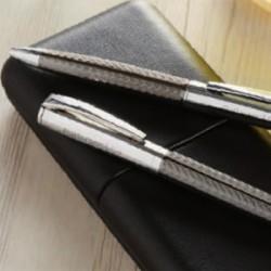 Kuglepenne sæt med reklame logo tryk
