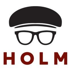 Claus Holm køkkenværktøj med logo tryk