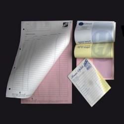 Selvkopierende faktura og regninger