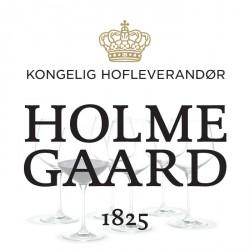 Holmegaard med logo tryk