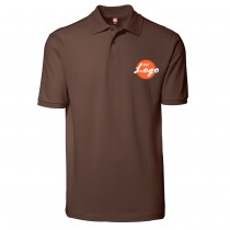 POLOSHIRTS MED LOGO TRYK - mest solgte