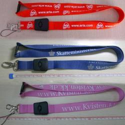 Keyhangers, kortholdere & nøglehalsbånd