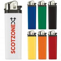 Lightere med logo tryk - mest solgte