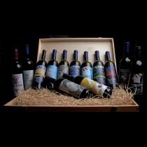Vinetiketter med logo tryk - mest solgte