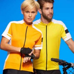 Cykeltøj med reklame logo