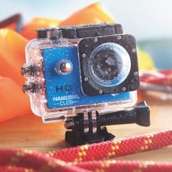 Vandtæt digitalkamera med reklametryk