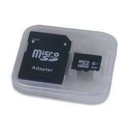 Micro SD kort med logo tryk