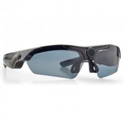 Solbriller med indbygget kamera
