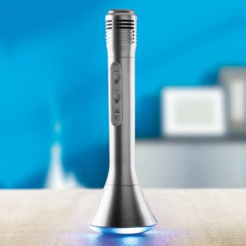 Mikrofoner med reklame logo tryk