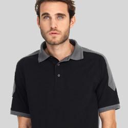Pro wear polo t-shirts med tryk og broderi