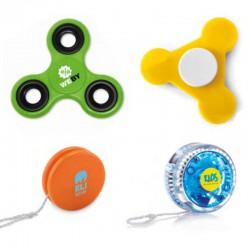 Legetøj med logo tryk til børn