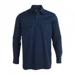 Workwear tøj med tryk og broderi