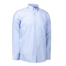 Oxford skjorter med tryk og broderi