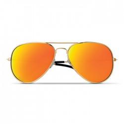 Solbriller med reklame logo tryk