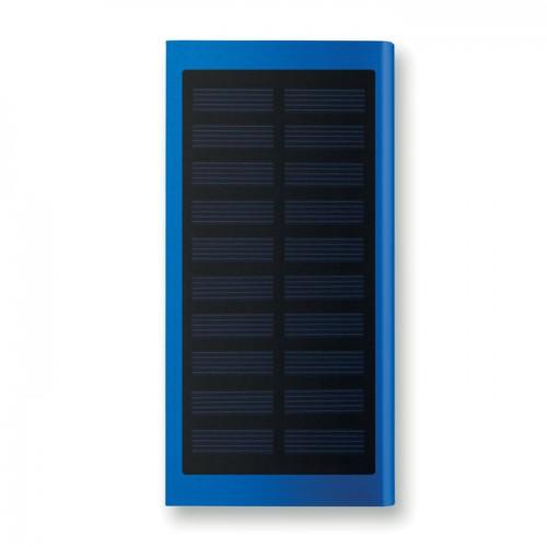 Solcelle opladere med logo tryk