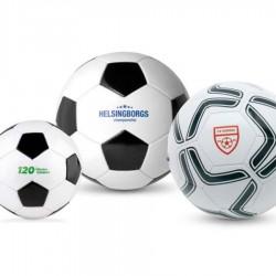 Fodbolde med reklame logo tryk