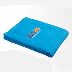 Badehåndklæder med dit logo