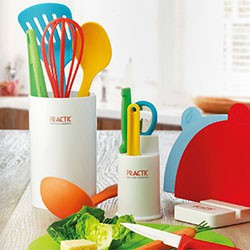 Køkkenredskaber med reklame logo tryk