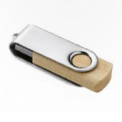 Miljøvenlige USB sticks med logo tryk