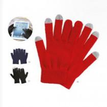 Touch handsker med reklame logo tryk