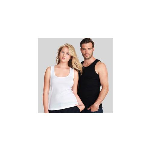 T-shirts uden ærmer - bryder t-shirts & toppe med tryk og broderi