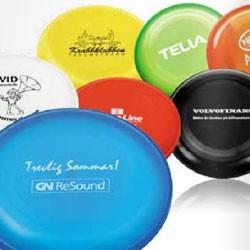 Frisbee med logo tryk