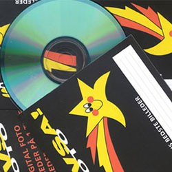 CD rom covers & sleeves