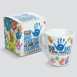 Reklame trykmuligheder på keramik og glas