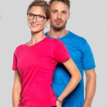 T-shirts til kvinder med logos