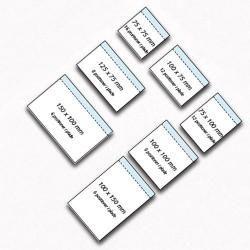 Memoblokke formater og farver