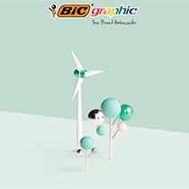 Bic kuglepenne sustainable med tryk reklamegaver_firmagaver