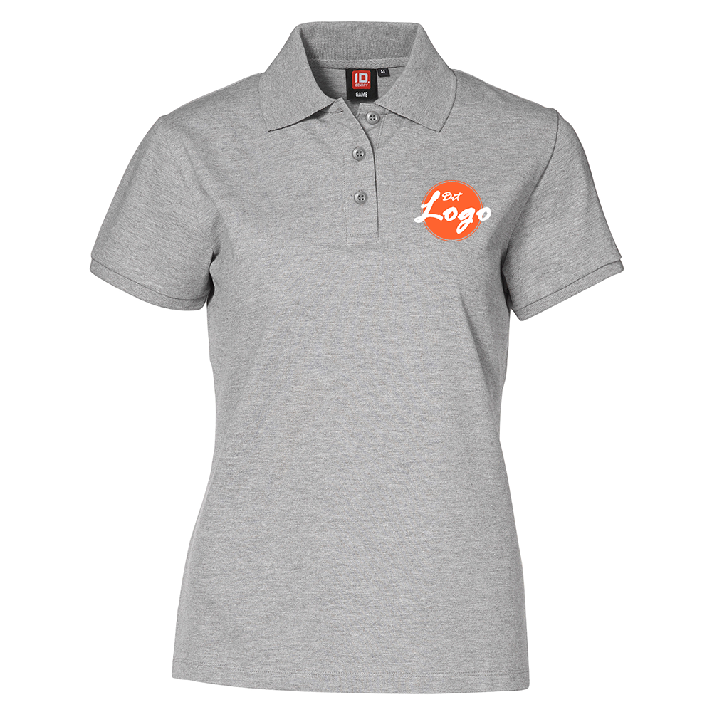 POLOSHIRTS MED LOGO TRYK