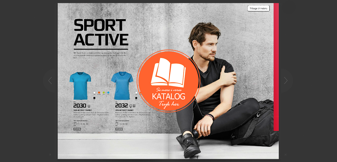 Sport Yes Active T-shirt