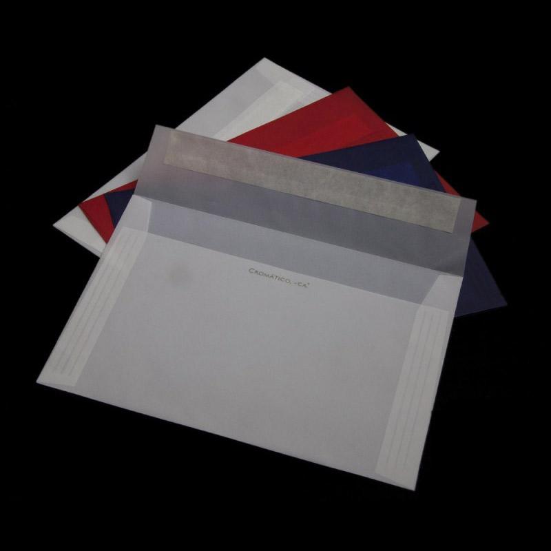 C5 kuverter med logo tryk